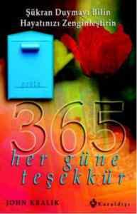 365 Her Güne Teşekkür