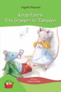 Kitap Faresi Tita Gravyer ile Tanışıyor