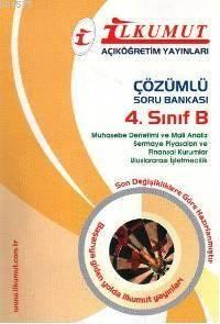 4. Sınıf -B Çözümlü Soru Bankası