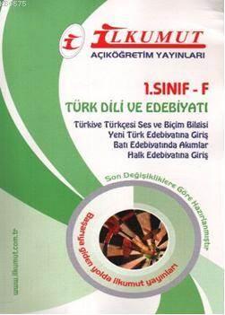 AÖF 1. Sınıf -F Türk Dili ve Edebiyatı