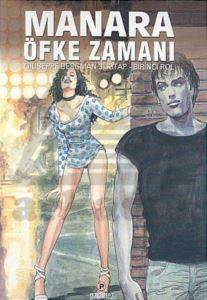 Birinci Rol: Manara Hp & Guiseppe Bergman 3. Kitap