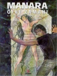 Mahpus Bakire: Manara Hp & Guiseppe Bergman 5. Kitap