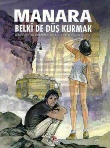 Esrarengiz Çiçek: Manara Hp & Guiseppe Bergman 6. Kitap