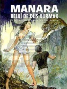 Kali'nin Dikenleri: Manara Hp & Guiseppe Bergman 7. Kitap