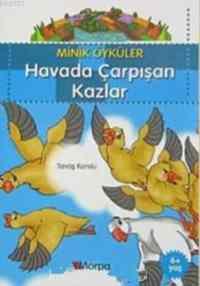 Minik Öyküler Havada Çarpışan Kazlar