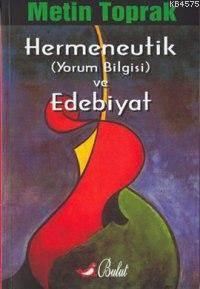 Hermeneutik ve Edebiyat