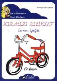 Kırmızı Bisiklet El Yazılı