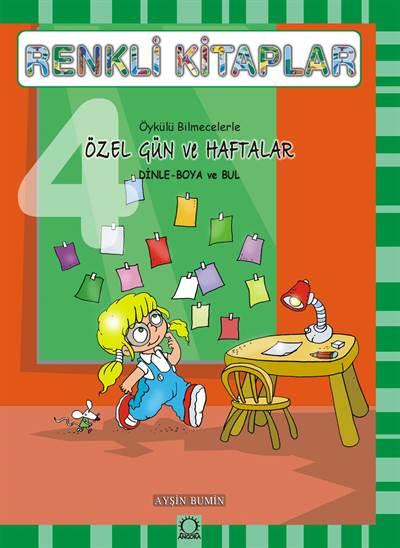 Renkli Kitaplar Özel Gün ve Haftalar