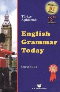 English Grammar Today Türkçe Açıklamalı