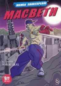 "Macbeth ""Manga Shakespeare"""