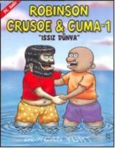 Robınson Crusoe Cuma 1 Issız Dünya