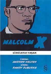 Malcolm X-Çizgilerle Yaşam