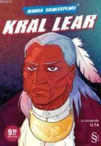 Kral Lear- Manga Shakespeare