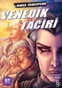 Venedik Taciri- Manga Shakespeare