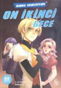 On İkinci Gece - Manga Shakespeare