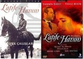 Latife Hanım-Konsept Kitap
