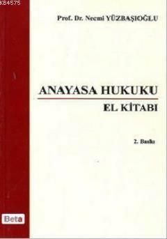 Anayasa Hukuku El Kitabi