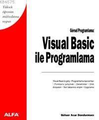 Görsel Programlama Visual Basic İle Programlama