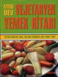 Mini Dev Vejeteryan Yemek Kitabı