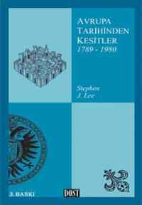 Avrupa Tarihinden Kesitler 2 1789-1980
