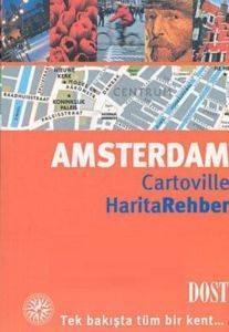 Amsterdam Harita Rehber