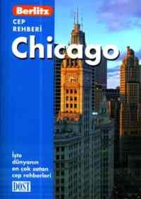 Chicago Cep Rehberi (Berlitz)