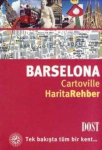 Barselona Cartoville Harita Rehber