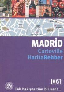 Madrid Harita Rehberi