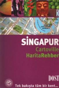 Singapur Harita Rehber