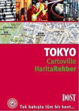Tokyo-Harita Rehber