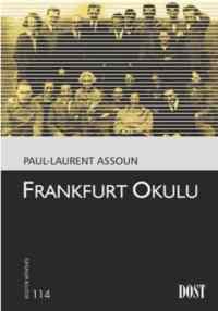 Frankfurt Okulu-Kültür Kitaplığı Serisi
