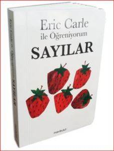 Eric Carle ile Öğreniyorum - Sayılar