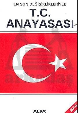 Türkiye Cumhuriyeti Anayasası 2010