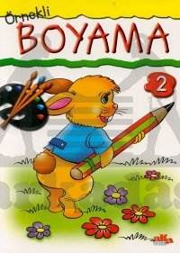Örnekli Boyama 2