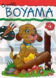 Örnekli Boyama 4