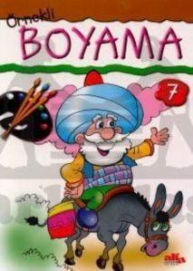 Örnekli Boyama 7