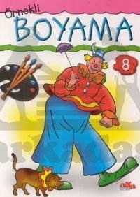 Örnekli Boyama 8