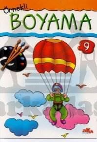 Örnekli Boyama 9