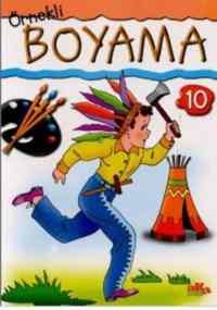 Örnekli Boyama 10