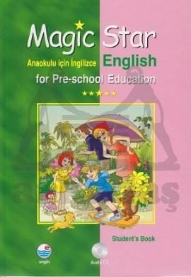 Magis Star Anaokulu İçin İngilizce Set