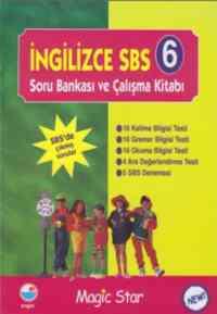 Engin İngilizce SBS-6 S.B. ve Çalışma Kitabı