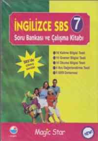 Engin İngilizce SBS-7 S.B. ve Çalışma Kitabı