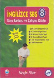 Engin İngilizce SBS-8 S.B. ve Çalışma Kitabı