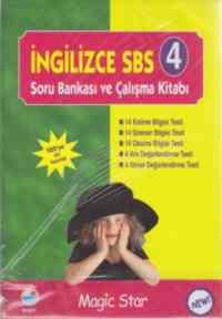 İngilizce Soru Bankası ve Çalışma Kitabı 4