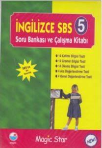 İngilizce Soru Bankası ve Çalışma Kitabı 5