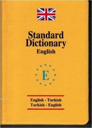 Standard Dictionary English İngilizce Sözlük