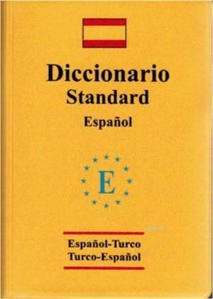 Dictionnarie Standard Espanol Sözlük; PVC Kapaklı