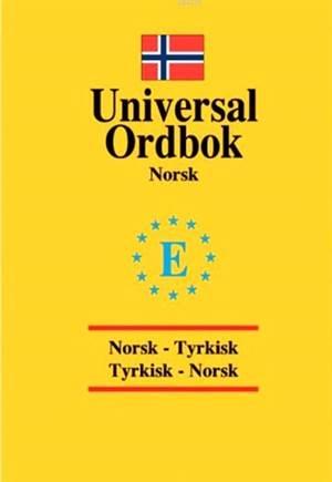 Universal Cep  Norveççe-Türkçe ve Türkçe-Norveççe sözlük