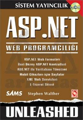ASP.NET Unleashed - Web Programcılığı (CD-ROM)