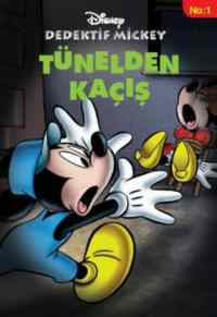 Dedektif Mickey:Tünelden Kaçış